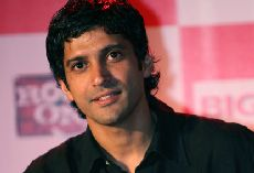 actor Farhan Akhtar