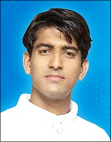 Sony TV Show Indian Idol 2, Sandeep Acharya