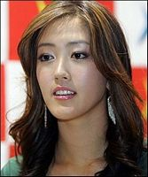 Michelle Sung Wie Golf