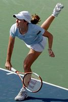 Justine Henin, photo gallery