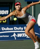 Tennis Player Maria Sharapova Photo Gallery