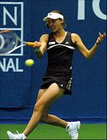 Martina Hingis, pictures gallery