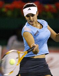 Sania Mirza Pattaya Open