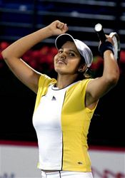Sania Mirza Miami