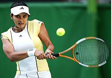 Sania Mirza photo